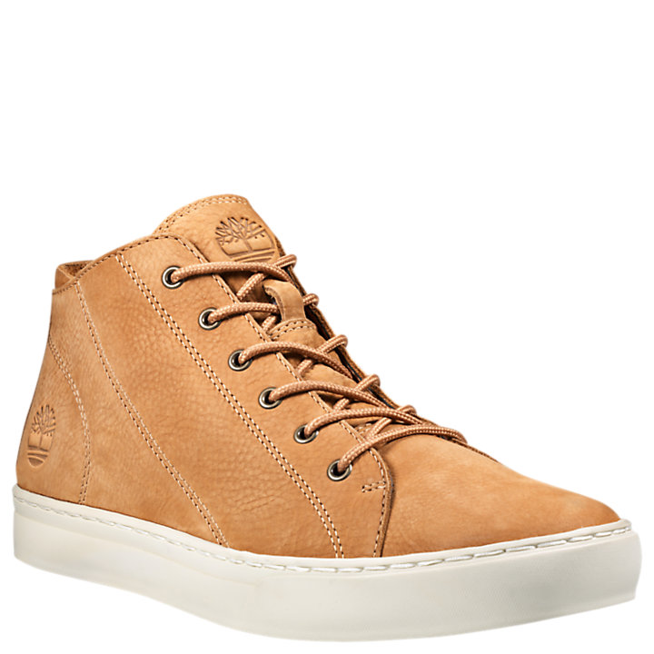 Men's Adventure Modern Chukka Shoes-