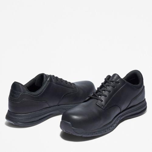 Men's Timberland PRO® Drivetrain Comp-Toe Work Shoes-