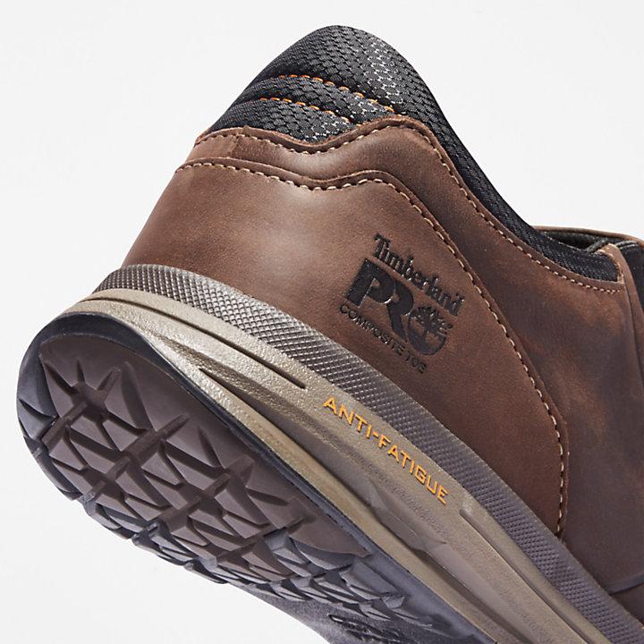 Men's Timberland PRO® Drivetrain Comp Toe Slip-On Work Shoes-