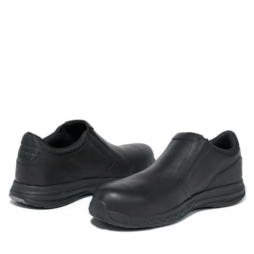Men's Timberland PRO® Drivetrain Comp-Toe Slip-on Work Shoes-