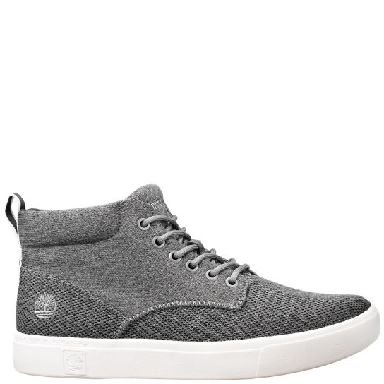 Men's Amherst Knit Chukka Shoes