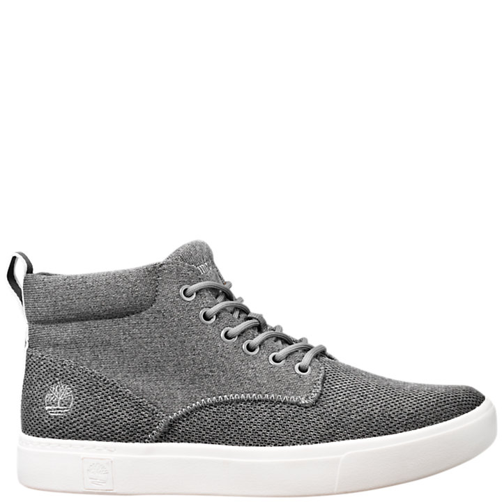 Men's Amherst Knit Chukka Shoes-