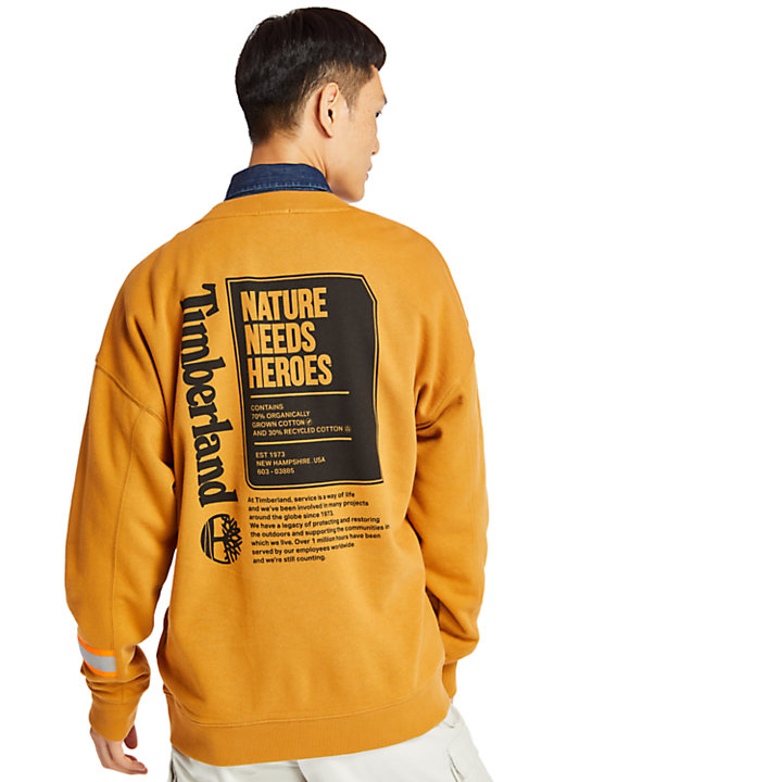 Men's Nature Needs Heroes™ Sweatshirt-