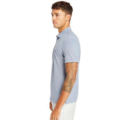 Men's Baboosic Brook Slim Fit Polo Shirt-
