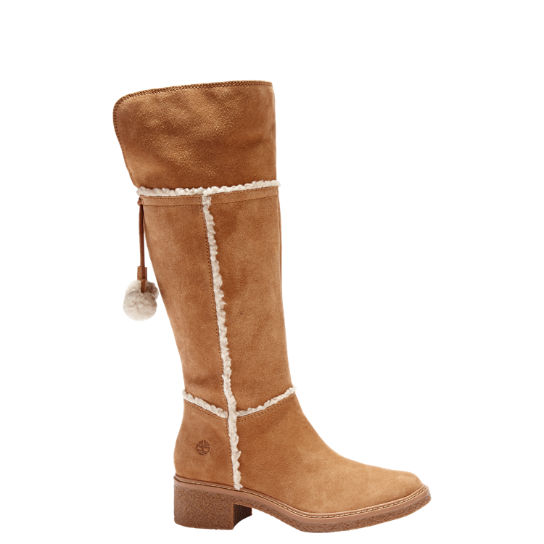 Milagroso asesino diferencia  Women's Brinda Tall Boots   Timberland US Store