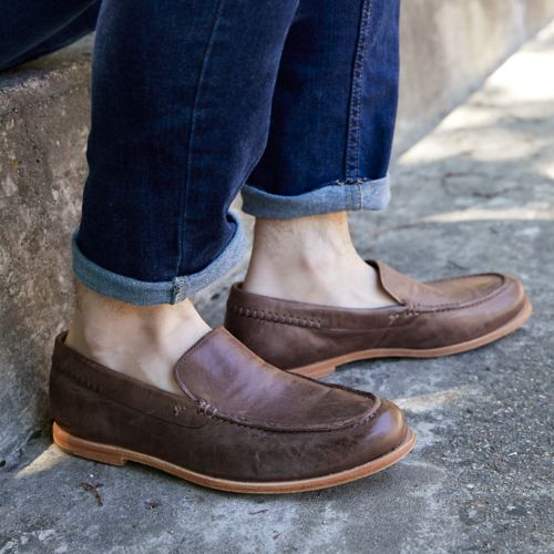 Men's Timberland Boot Company® Tauk Point Venetian Shoes-
