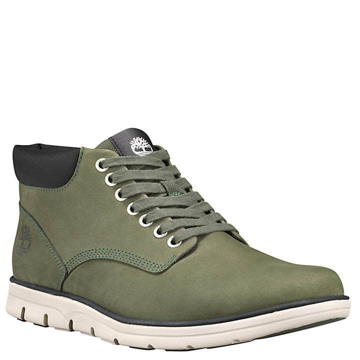 Men's Bradstreet Leather Chukka Sneaker Boots-