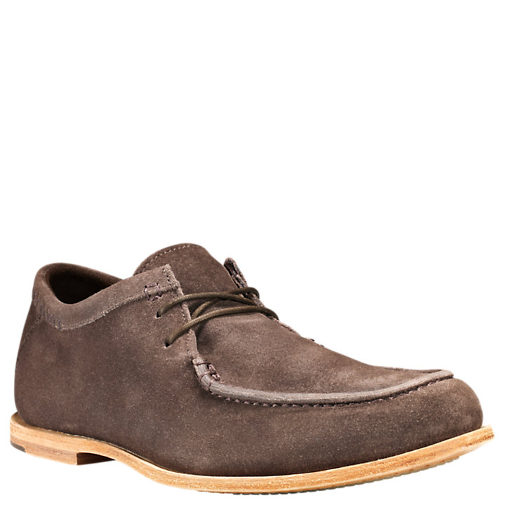 Men's Timberland Boot Company® Tauk Point Moc-Toe Oxford Shoes-