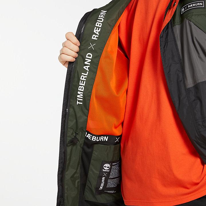 RÆBURN X Timberland Waterproof Weatherbreaker Jacket-