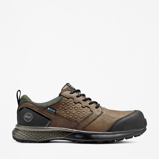 Men's Timberland PRO® Reaxion Comp Toe Work Shoes