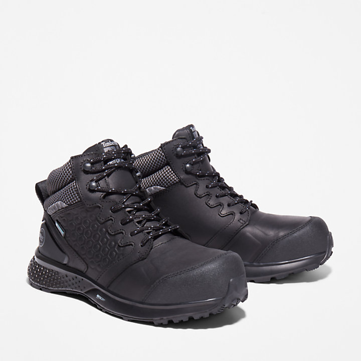 Women's  Timberland PRO® Reaxion Comp Toe Work Boots-