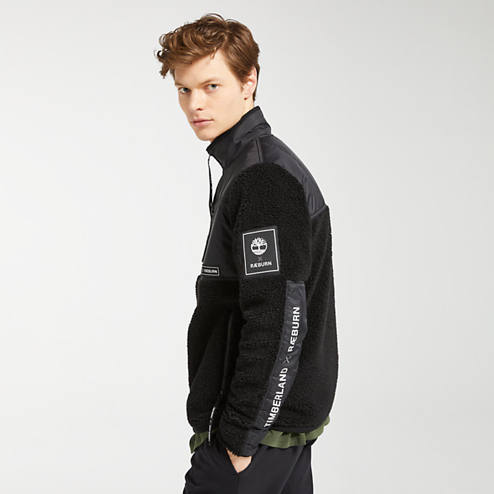 RÆBURN X Timberland Fleece Jacket-