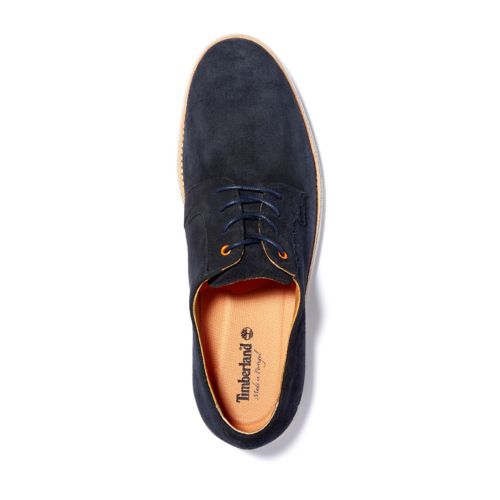 Men's City Groove Oxford Shoes-