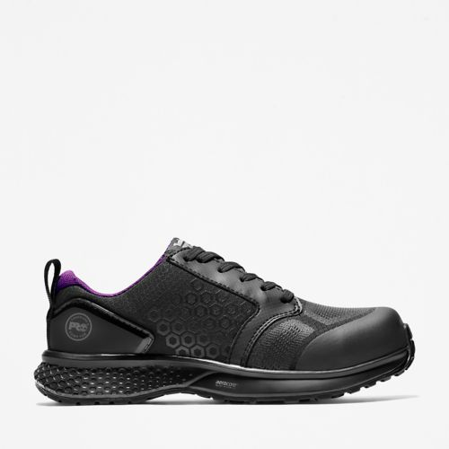Women's Timberland PRO® Reaxion Comp Toe Work Shoes-