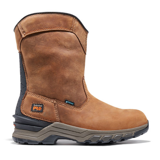 Men's Timberland PRO® Hypercharge Pull-On Work Boots