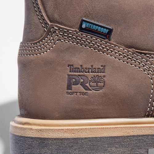 Women's Timberland PRO® Direct Attach 6-Inch Waterproof Soft-Toe Boots-