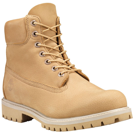 The Original Yellow Boot | Shoes boots timberland, Custom