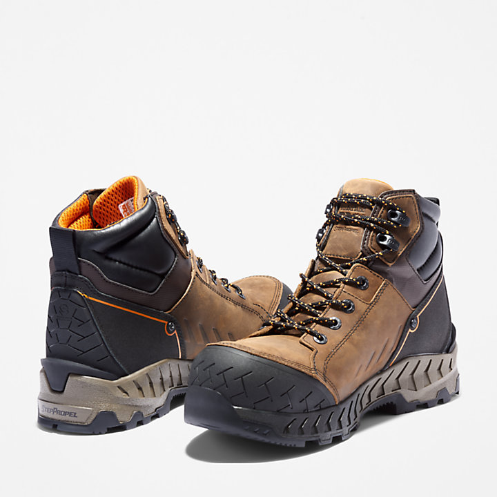Men's Timberland PRO® Work Summit 6-Inch Composite-Toe Work Boots-