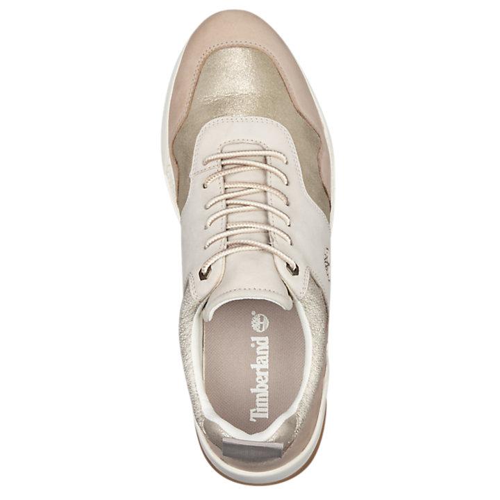 Women's Kiri Up Mixed-Media Sneakers-