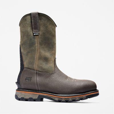 Men's Timberland PRO® True Grit Waterproof Composite-Toe