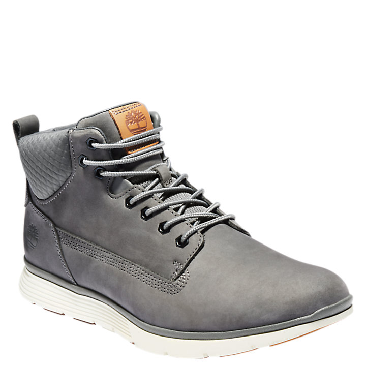Men's Killington Leather Chukka Sneaker Boots-