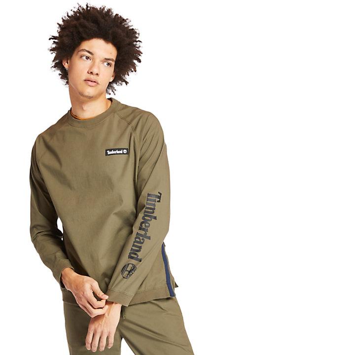 Men's Oversized Crew Sweatshirt-