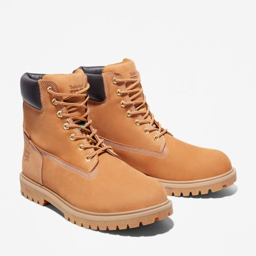 Men's Timberland PRO® Waterproof Iconic Work Boots-