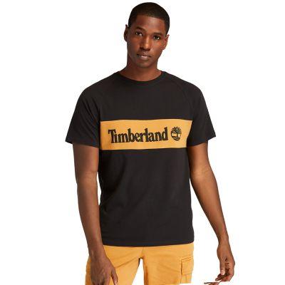 Men's Short-Sleeve Cut-and-Sew T-Shirt