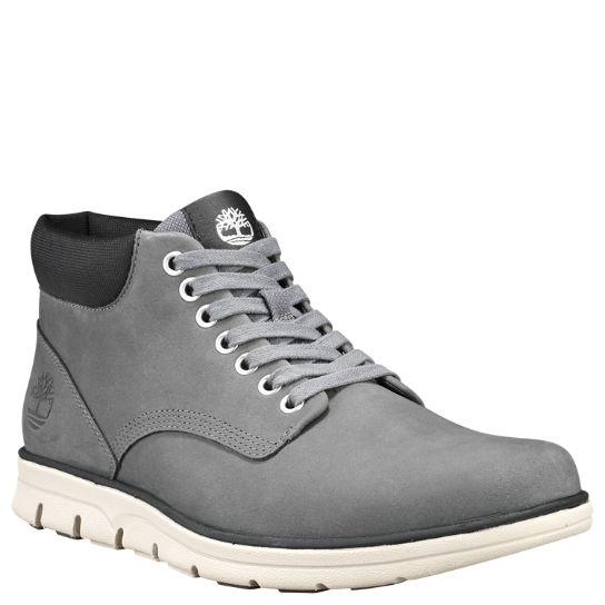 Men's Bradstreet Leather Chukka Sneaker Boots