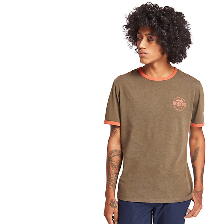 Men's Embrace the Outdoors Ringer T-Shirt-