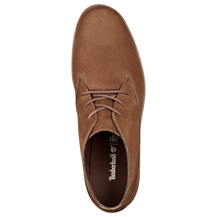 Men's Bradstreet Plain Toe Chukka Shoes-