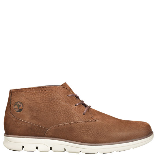 Men's Bradstreet Plain Toe Chukka Shoes