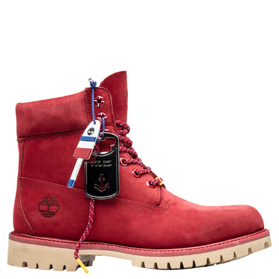 Men's Lobster Food Truck Boots