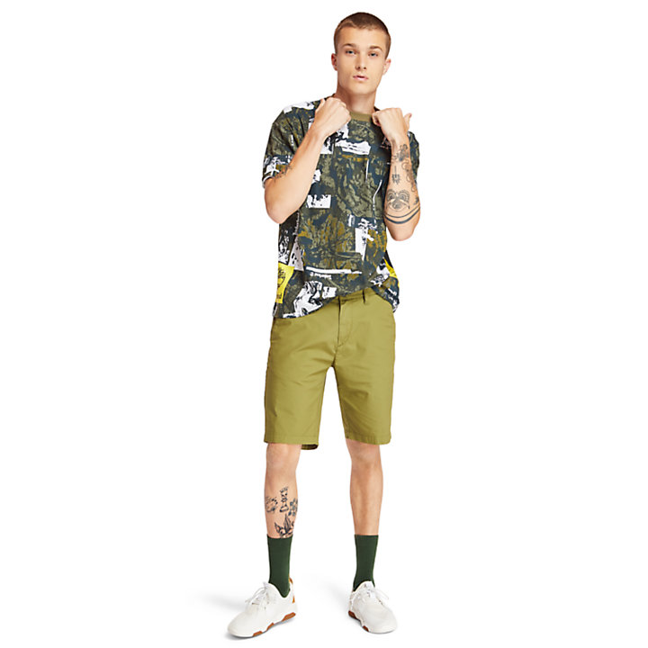 Men's Wild Camo T-Shirt-
