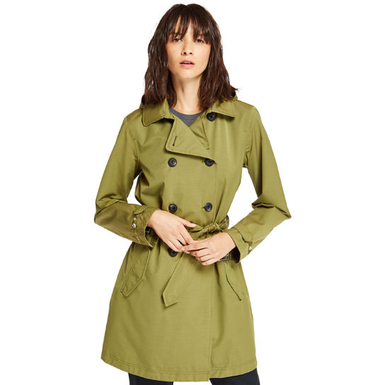 Women's Classic Waterproof Trench Coat