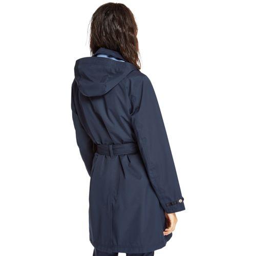 Women's Classic Waterproof Trench Coat-