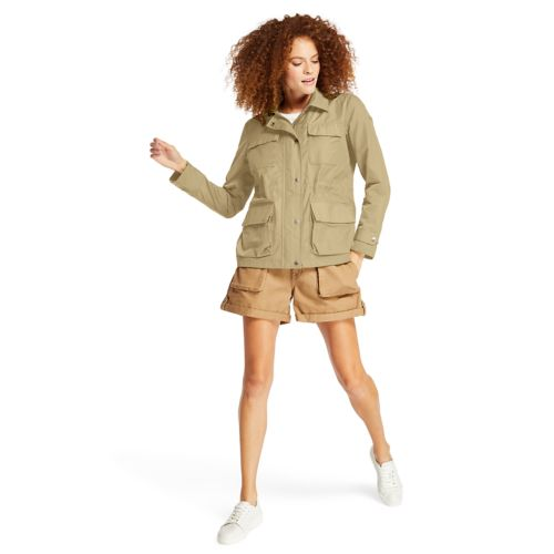Women's Water-Resistant M65 Field Jacket-