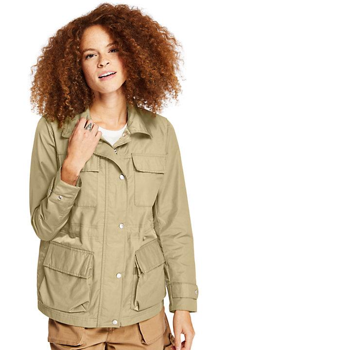 Women's Water-Resistant M65 Field Jacket-