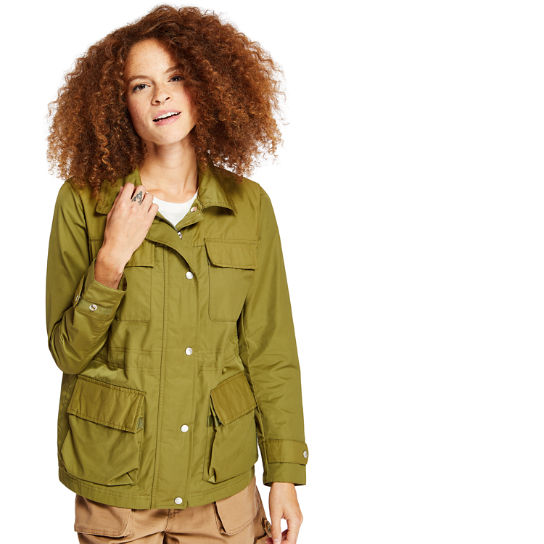 Women's Water-Resistant M65 Field Jacket