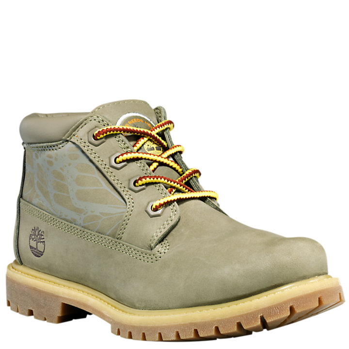 Women's Nature Needs Heroes Nellie Chukka Boots-