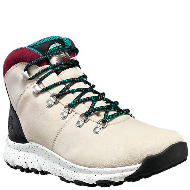 Men's Nature Needs Heroes World Hiker Boots-