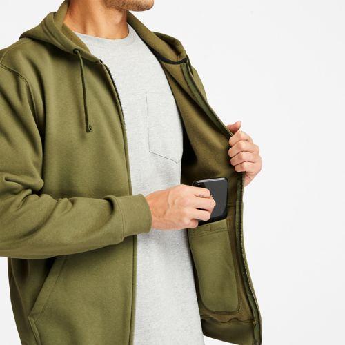 Men's Timberland PRO® Hood Honcho Sport Zip-Front Hoodie-