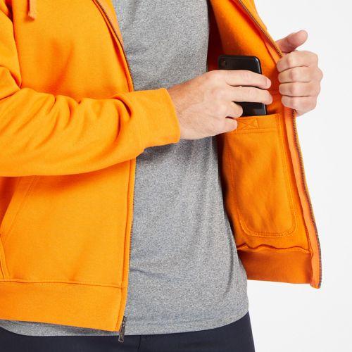 Men's Timberland PRO® Hood Honcho Sport Full-Zip Hoodie-