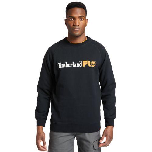 Men's Timberland PRO® Honcho Sport Crewneck Sweatshirt-