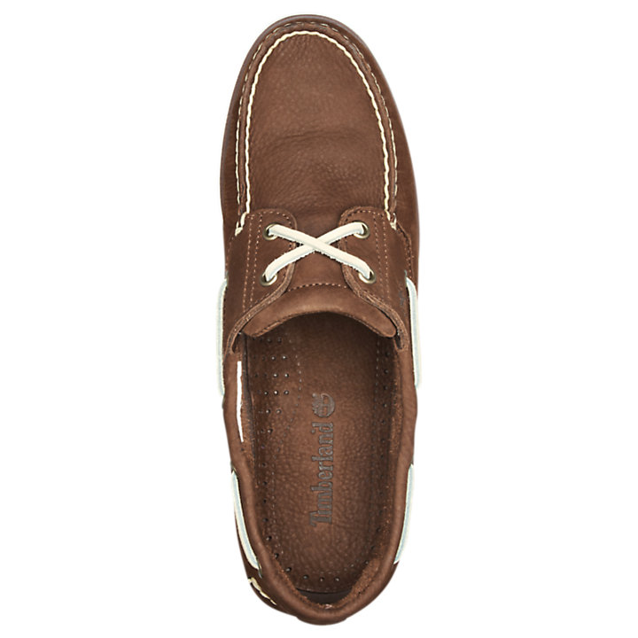 Men's 2-Eye Boat Shoes-