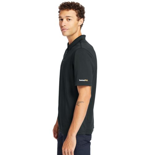 Men's Big & Tall Timberland PRO® Wicking Good Short-Sleeve Polo Shirt-