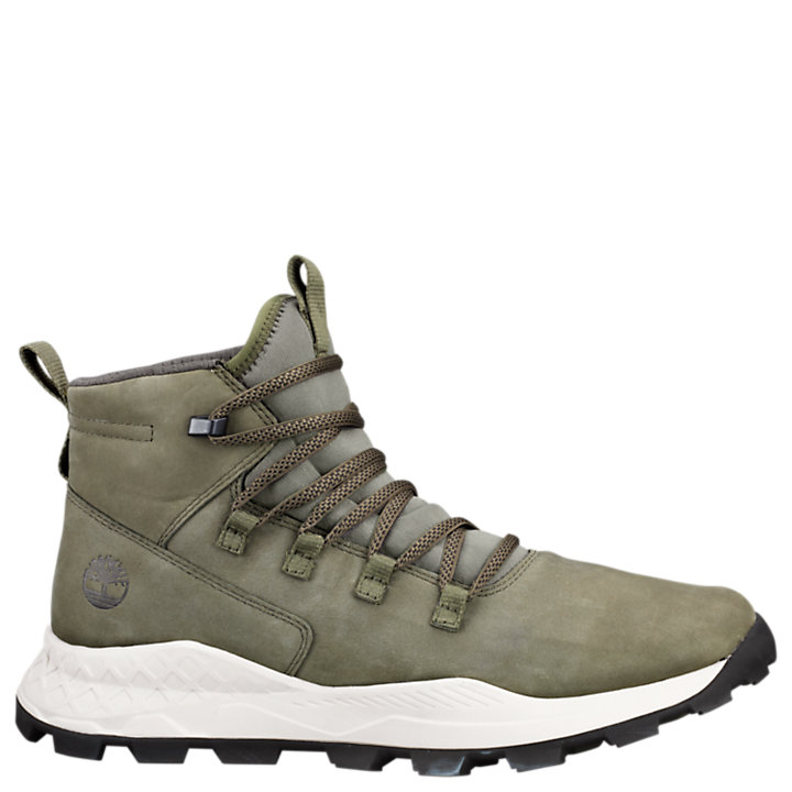 Men's Brooklyn Alpine Sneaker Boots-