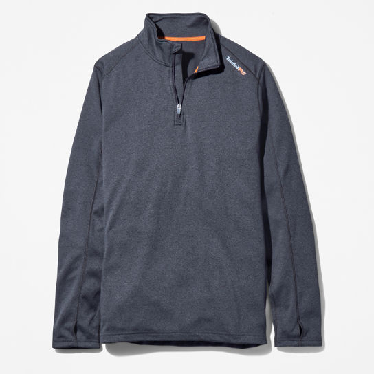 Men's Big & Tall Timberland PRO® Understory Quarter-Zip Fleece Shirt