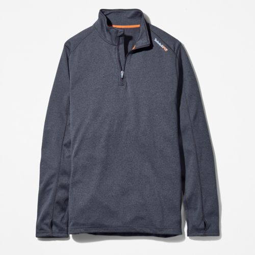 Men's Big & Tall Timberland PRO® Understory Quarter-Zip Fleece Shirt-