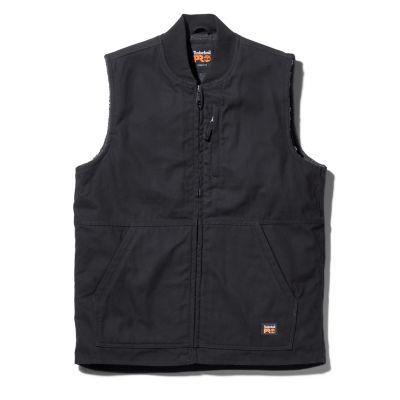 Men's Timberland PRO® Gritman Lined Canvas Vest